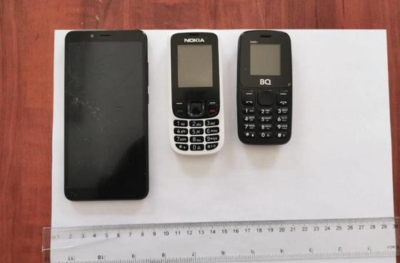 Телефоны в свином сале пытались пронести в СИЗО Алматы