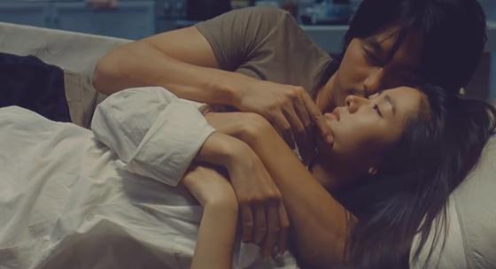 Кадр из фильма «Не хочу забывать»