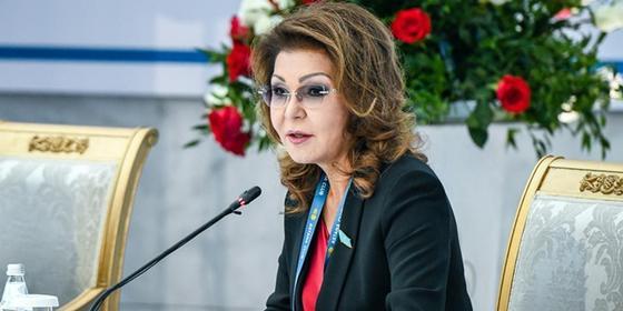 Зачем Казахстану сенаторы, рассказала Дарига Назарбаева