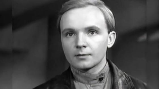 Молодой Андрей Мягков