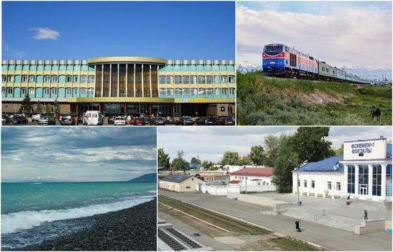 Поезда до Алаколя запустят из Семея и Усть-Каменогорска