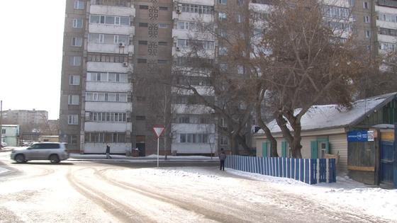 Перекресток Горького - Желтоксан