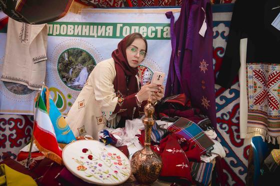 Международный этнофестиваль «Kóshpendiler Álemi»