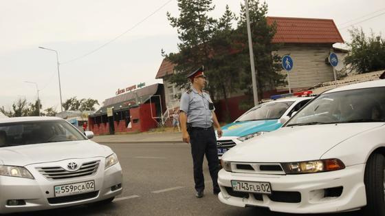 Угроза селя в Алматы: что происходит на месте (фото)