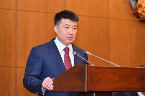 Абай Бисембаев освобожден от должности управляющего делами президента