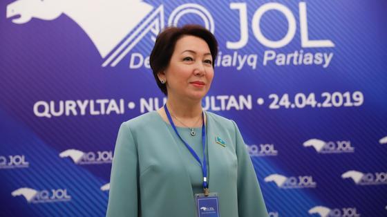Выборы в Казахстане - кандидаты: Еспаева не будет участвовать в теледебатах