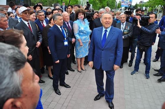 Члены татаро-башкирского этнокультурного объединения Шымкента обеспокоены здоровьем Елбасы
