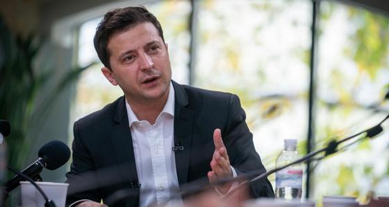 Фото: Украина президентінің баспасөз хатшысы