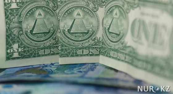 Курс доллара на бирже перевалил за 380 тенге