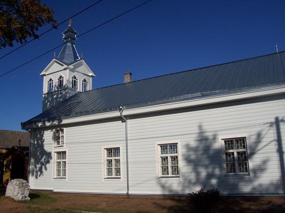Церковь Калласте