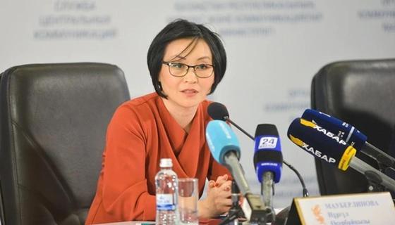 Нүргүл Мауберлинова. Фото: egemen.kz