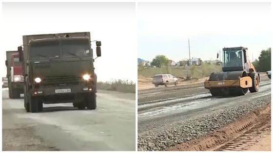 Одну из дорог Актюбинской области отремонтируют впервые за 50 лет