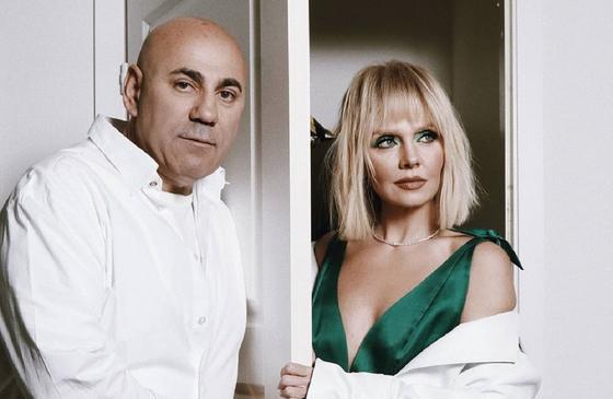 Валерия и Пригожин. Фото: instagram.com/prigozhin_iosif