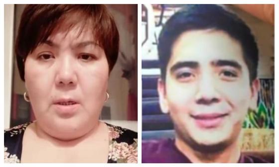 Мама пропавшего в Костанае парня записала видеообращение