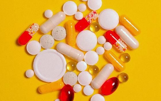 Таблетки, витамины