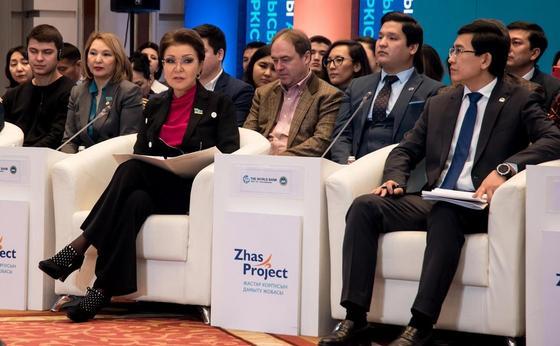 Zhas Project: 8,5 тыс. выпускников и 2,6 тыс. профинансированных социальных проектов