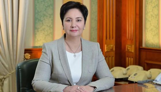 Гүлшара Әбдіқалықова, фото: egemen.kz
