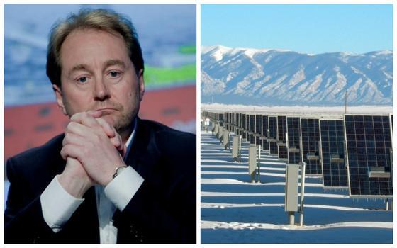 """Миллиардер из Норвегии """"превратил"""" солнечную энергию в деньги"""