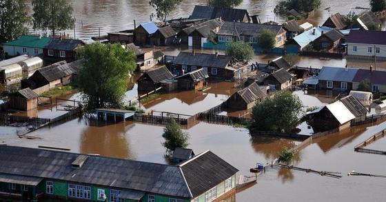 Наводнение в Иркутской области: 191 человек госпитализирован