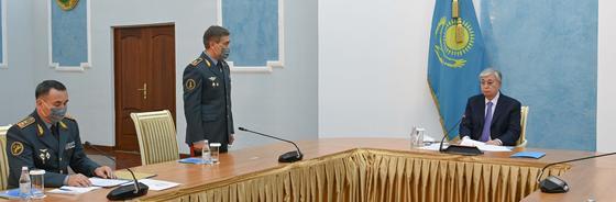Мурат Бектанов, Нурлан Ермекбаев и Касым-Жомарт Токаев