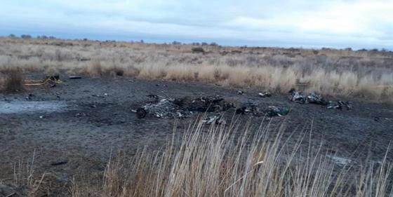 Тела погибших при крушении Ми-8 ищут в болотистой местности
