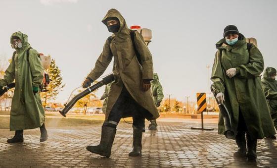 "У работника ""Абу-Даби Плаза"" и сотрудника ТЭЦ в Нур-Султане нашли коронавирус"
