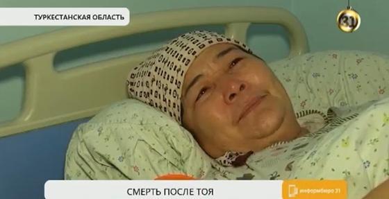 Свадебный той закончился трагедией в Туркестанской области