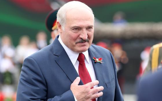 Опубликованы данные о доходах Лукашенко