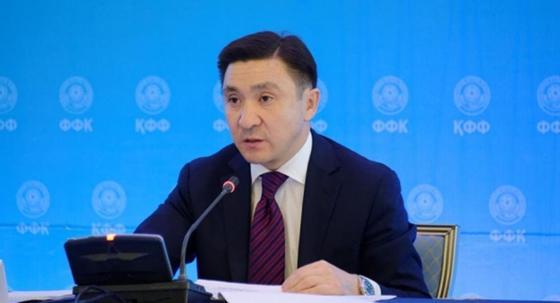 Ерлан Қожағапанов. Фото: prosports.kz