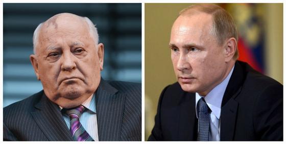 Горбачев поспорил с Путиным из-за ракет США