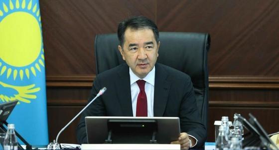 Бақытжан Сағынтаев. Фото: primeminister.kz