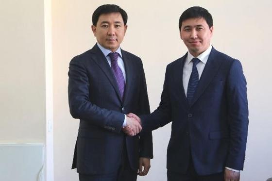Серик Женисов стал заместителем акима Усть-Каменогорска