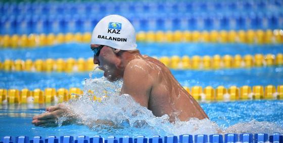 Баландин. Фото: Olympic.kz