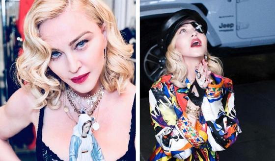 Мадонна. Фото: Instagram