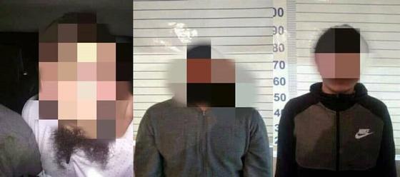 Ограбление и стрельба с погоней: казахстанцев задержали в Бишкеке (фото)