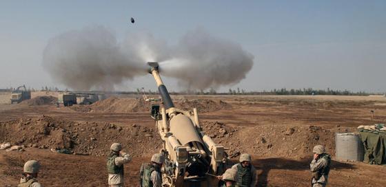 Ирак предупреждал американских военных об атаке Ирана