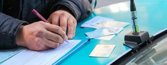 Алматинские автомобилисты заплатили около 5,5 млрд тенге штрафов в этом году