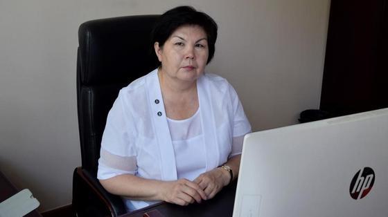 Найла Әбділдаева