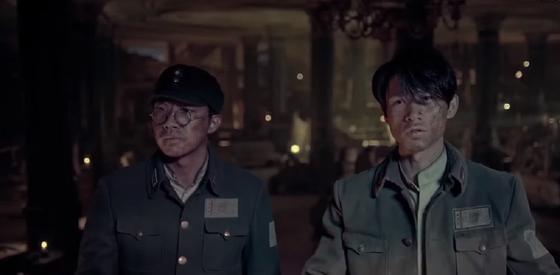Кадр из фильма «Восемьсот»