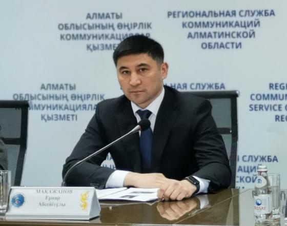 За подчиненных коррупционеров в Алматинской области, отныне будут отвечать их руководители