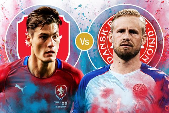 Чехия - Дания