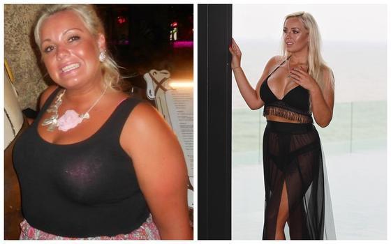 ФОТО: Британка сбросила более 50 кг и стала первой красавицей страны (фото)