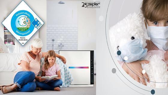Компания Zepter создала продукт, который эффективно помогает в борьбе с COVID-19