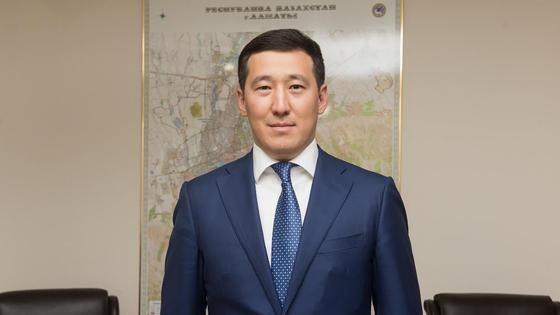 Ерлан Аукенов назначен вице-министром труда и социальной защиты населения