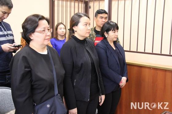 Мать погибшего Искандера Сулейменова сделала заявление в суде