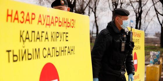 Советник Токаева дал пояснения по продлению режима ЧП и карантину