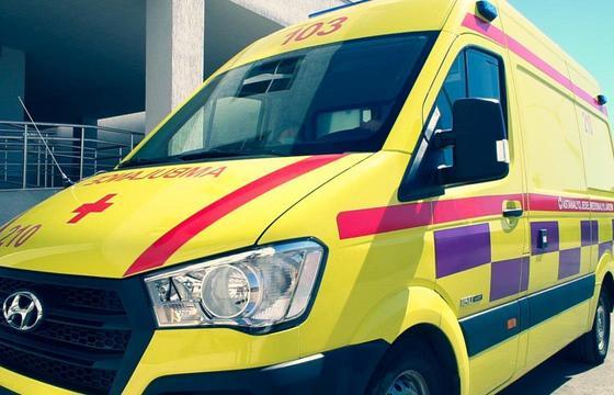 Количество вызовов «скорой помощи» в столице сократилось в 3 раза