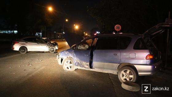 Автомобили, поврежденные в результате ДТП