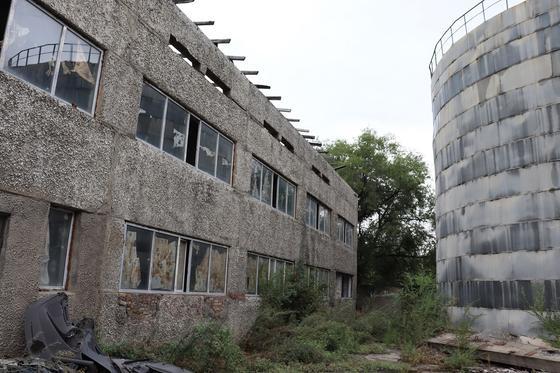 Здание ул.Казыбаева, 276А