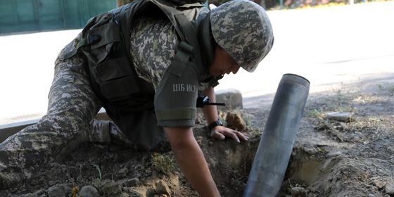 Пропавшего в Арыси военнослужащего нашли